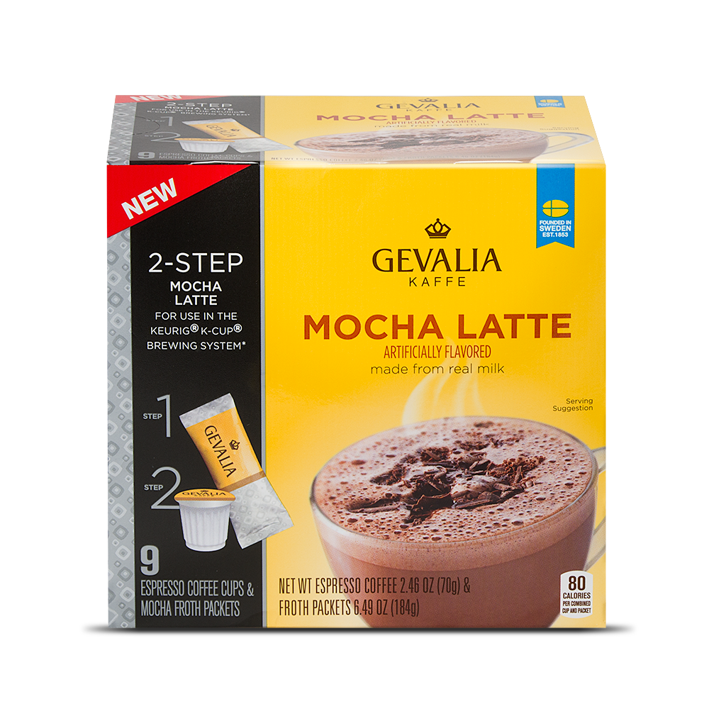 Image of Mocha Latte box