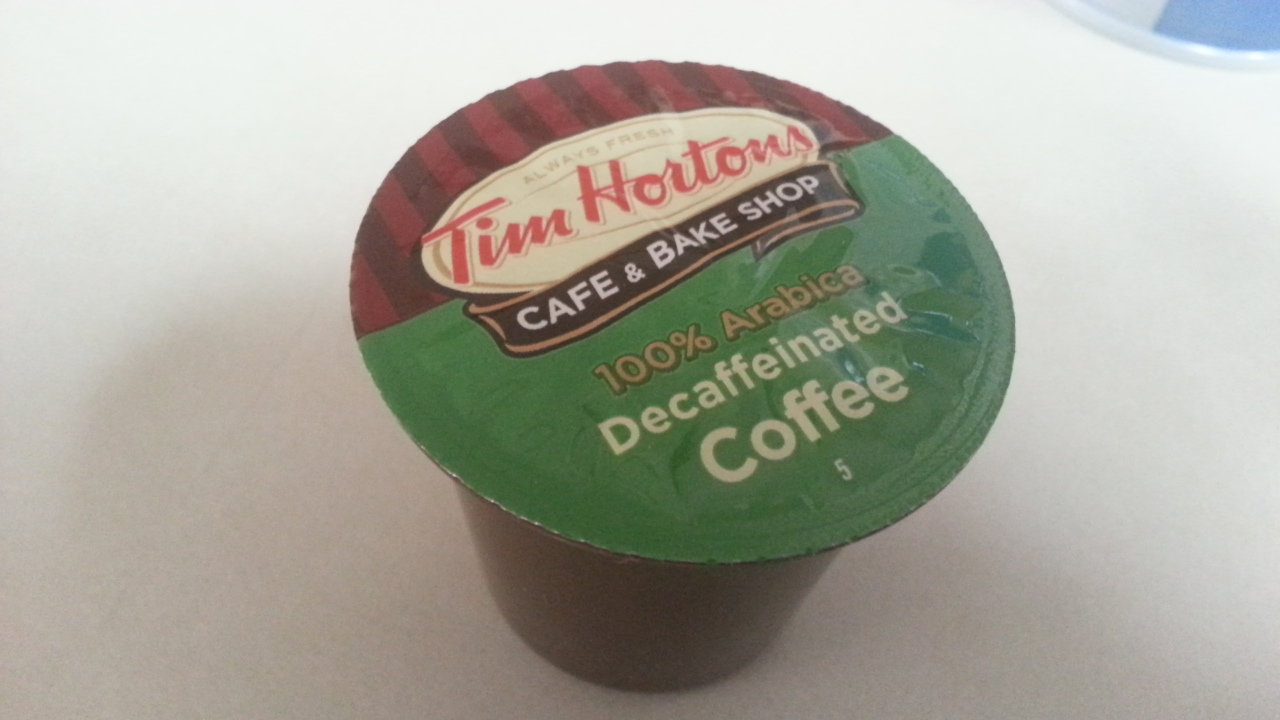 """Most Canadians will understand a visit to Timmy's."""""""